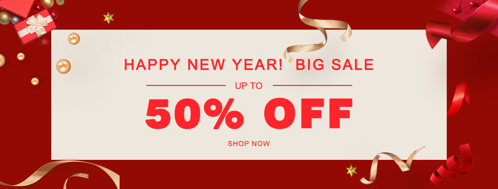 New Year Sale is On!