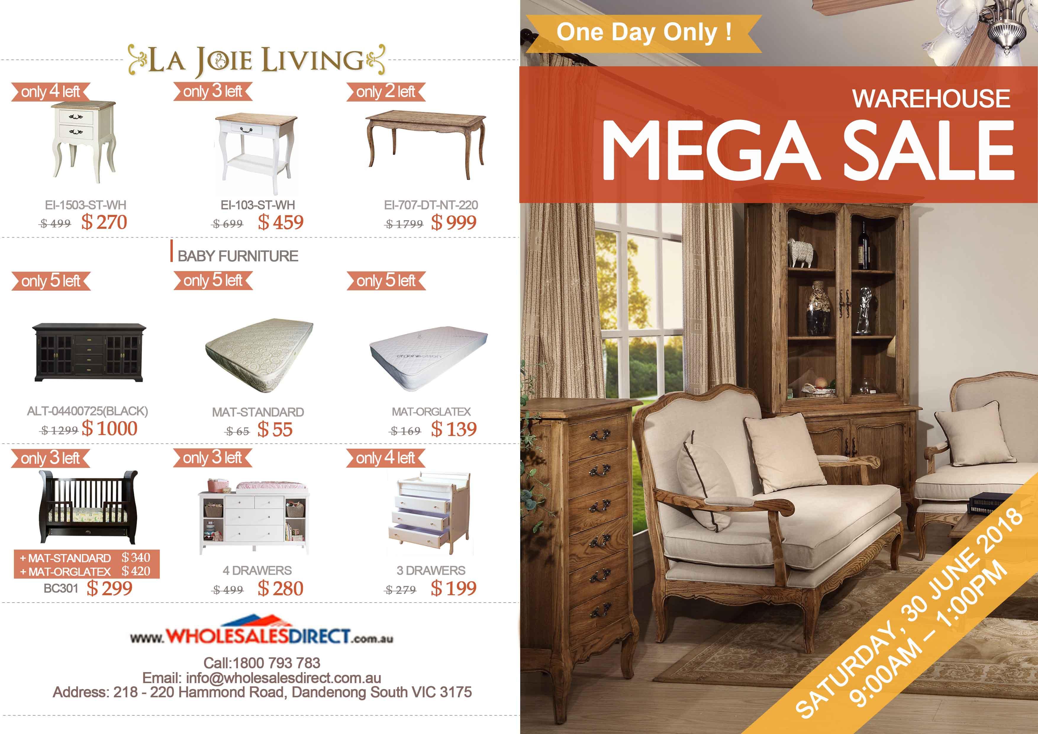 EOFY Mega Sale