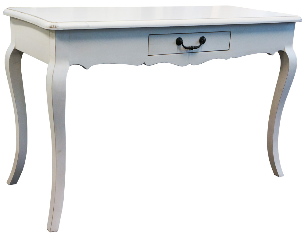 Great French Provincial Furniture Display Console Hall Table In Louis White Makes  A Beautiful Piece Of Furniture In Your Hallway Or Any Corner Of Your Home.