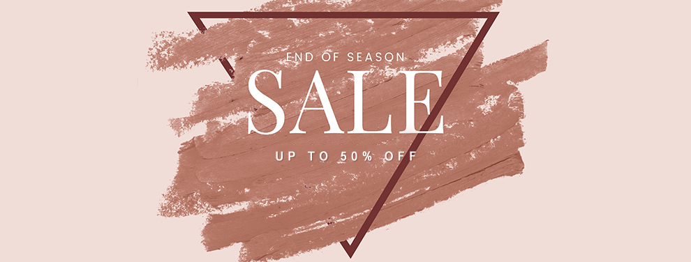 Final Sale of Autumn!