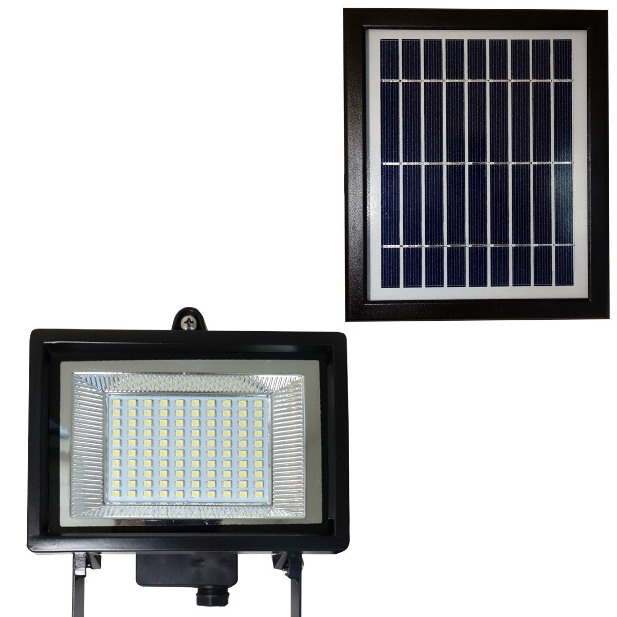 Solar Light 100 LED Flood Light Spot
