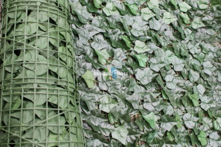 Artificial Ivy Leaf Hedging 3m X 1m Roll