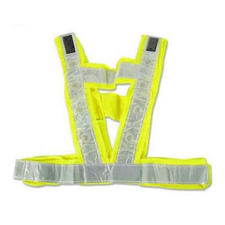 Solar Powered Led Vest