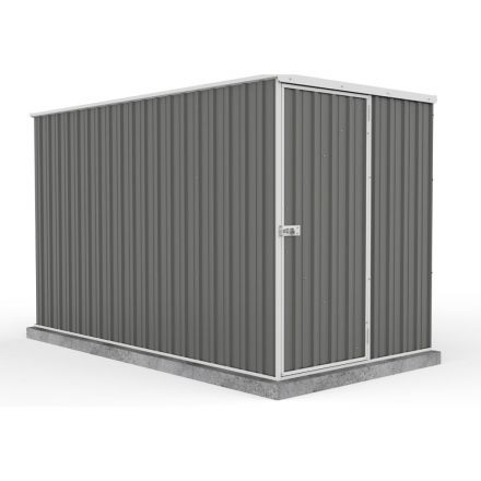 Absco 1.52mw X 3.00md X 1.80mh Basic Garden Shed