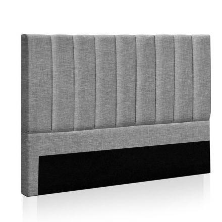 Artiss Queen Size Bed Head Sala Headboard For Base Frame Linen Upholstered