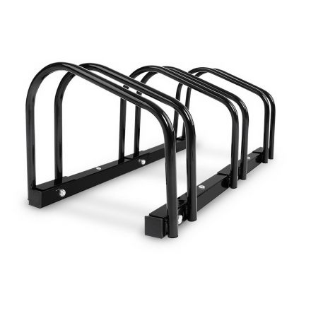 Portable Bike Parking Rack- Black