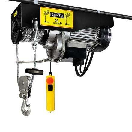 500/1000kg 1600w Electric Hoist Winch