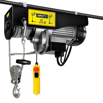 Giantz 800kg 1300w Electric Hoist