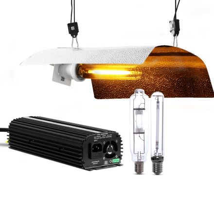 Greenfingers 1000w Hps Mh Grow Light Kit Digital Ballast Reflector Hydroponic Grow System Kit
