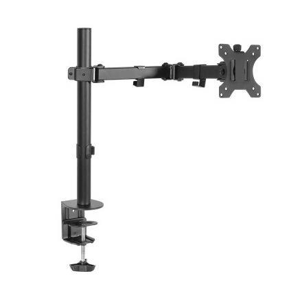 Single Led Monitor Arm Stand Display Bracket Holder Lcd Screen Display Tv