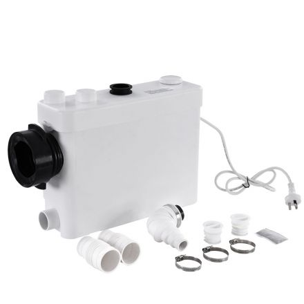400w Macerator Sewerage Pump Waste Toilet Sewage Water Disposal Marine Basement