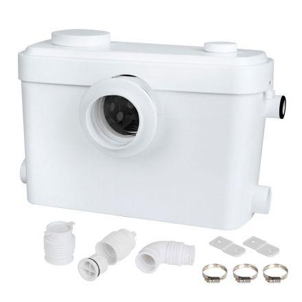 Fully Automatic Macerator Disposal Pump Unit - 600w