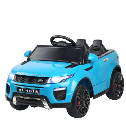 Evoque Kids Ride On Car Blue