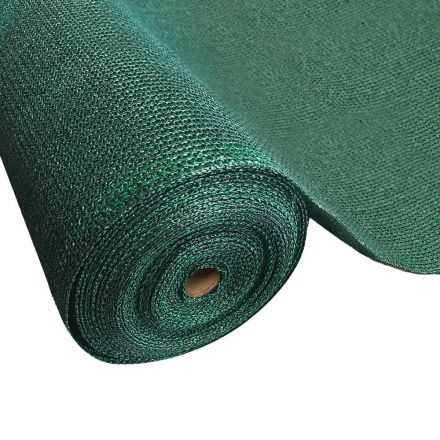 20m Shade Cloth Roll - Green