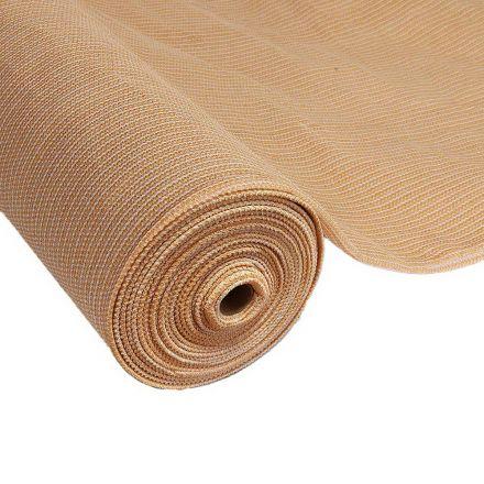Instahut 70% Uv Sun Shade Cloth Shadecloth Sail Roll Mesh Garden Outdoor 1.83x50m Beige