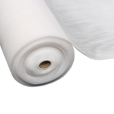 Instahut 3.66x30m 30% Uv Shade Cloth Shadecloth Sail Garden Mesh Roll Outdoor White