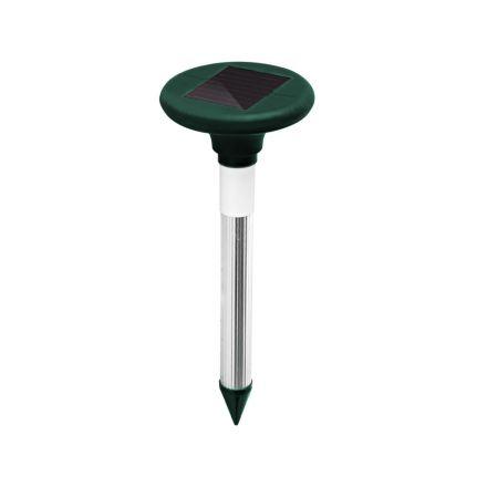 Gardeon 4x Solar Led Snake Repeller Pulse Plus Ultrasonic Pest Rodent Repellent