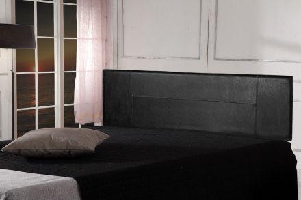 Pu Leather King Bed Headboard Bedhead - Black