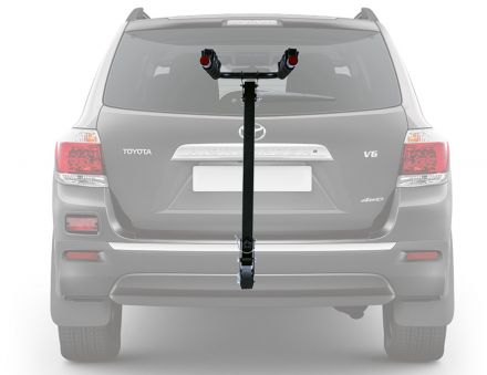 3 Bicycle Bike Rack Hitch Mount Carrier Car