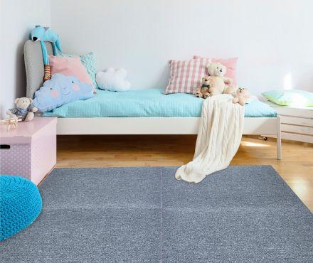 5m2 Box Of Premium Carpet Tiles Commercial Domestic Office Heavy Use Flooring Grey