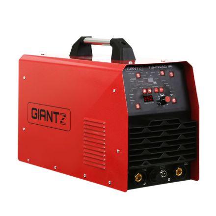 Giantz Ac Dc Inverter Welder Tig Mma Stick Welding Machine Pulse Function 220amp