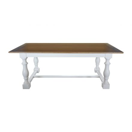 Provence Farmhouse Country Rustic Dining Table