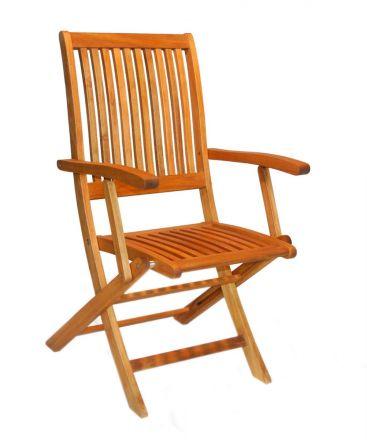 Espanyol Folding Arm Chair