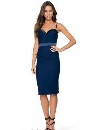 Elle Zeitoune Lorna Dress Midnight Size 10