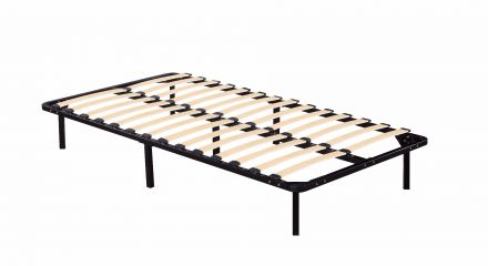 King Single Metal Bed Frame - Bedroom Furniture