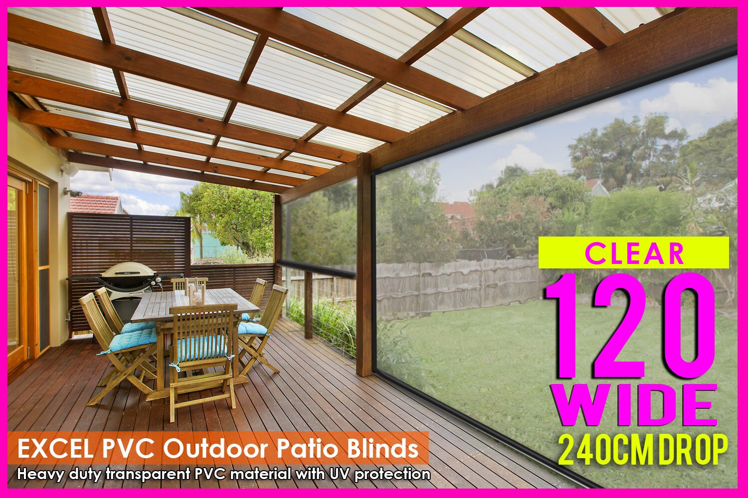patio perth cafe blinds blind outdoor window