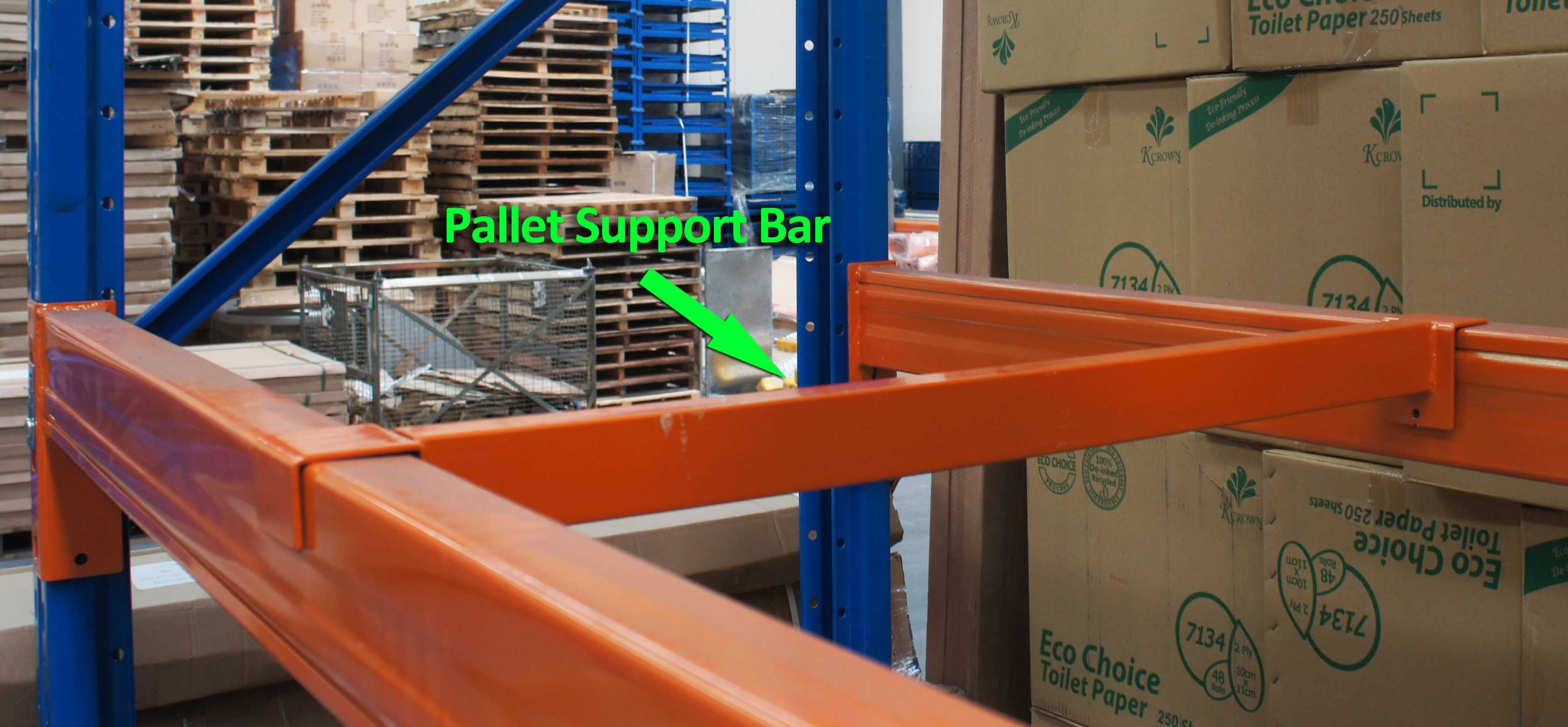 Pallet Racking Pallet Support Bar Wholesales Direct