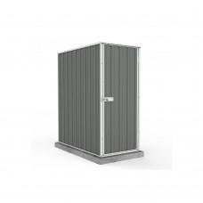 Absco 0.78mw X 1.52md X 1.80mh Ezi Storage Garden Shed