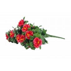 Red Rose Bunch Uv 45cm