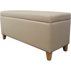 Bridgett Storage Ottoman Blanket Box Foot Stool