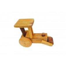 Natural Timber Stream Roller