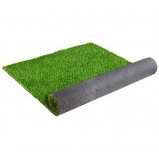 Artificial Grass 5 Sqm Polyethylene Lawn Flooring 30mm Green
