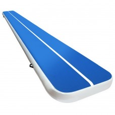 6 X 1m Inflatable Air Track Mat - Blue