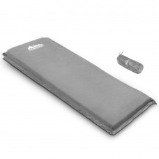 10cm Thick Self Inflating Camp Mat - Single