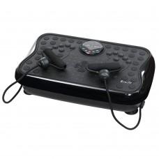 Everfit Vibration Machine Machines Platform Plate Vibrator Exercise Fit Gym Home