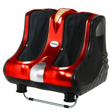 Calf & Foot Massager - Red