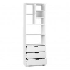 Artiss Display Drawer Shelf - White