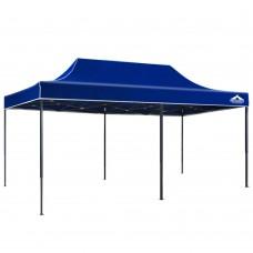 3m X 6m Pop-up Garden Outdoor Gazebo Blue