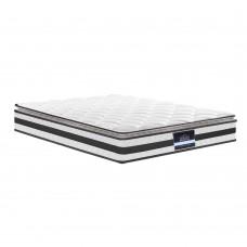 Giselle Bedding King Size Pillow Top Foam Mattress