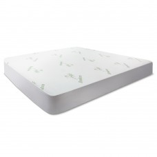 Giselle Bedding Bamboo Mattress Topper Double