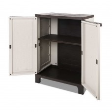 Outdoor Half-sized Storage Cabinet