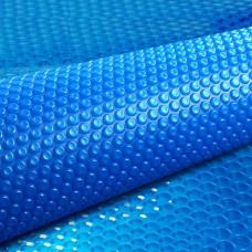Aquabuddy 10 X 4m Solar Swimming Pool Cover - Blue