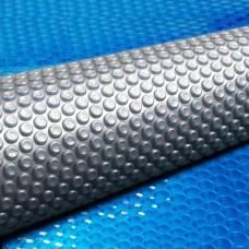 Aquabuddy Solar Swimming Pool Cover 8m X 4.2m - Blue