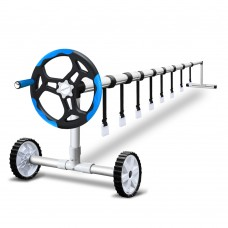 Stainless Steel Frame W/ Aluminium Pool Roller
