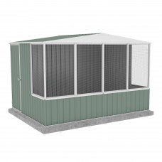 Absco 3.00mw X 2.22md X 2.06mh Aviary - Full Door