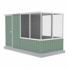 Absco 1.52mw X 2.96md X 1.80mh Aviary - Full Door